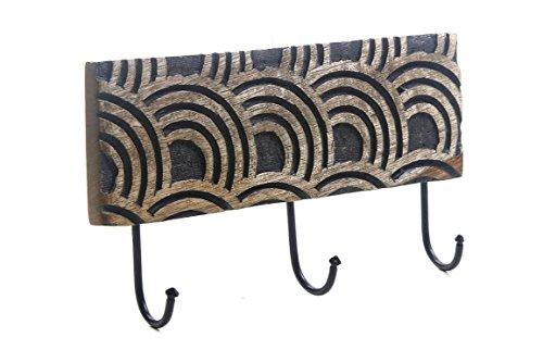 handmade-mtal-trois-chevilles-de-bois-rectangle-mur-titulaire-vtements-hook-key-mont-accessoires-dco