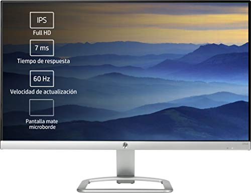 HP 24ea – Monitor PC Desktop 24'' FHD, 1920