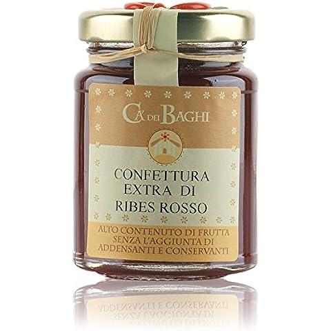 Confettura extra di Ribes Rosso 110