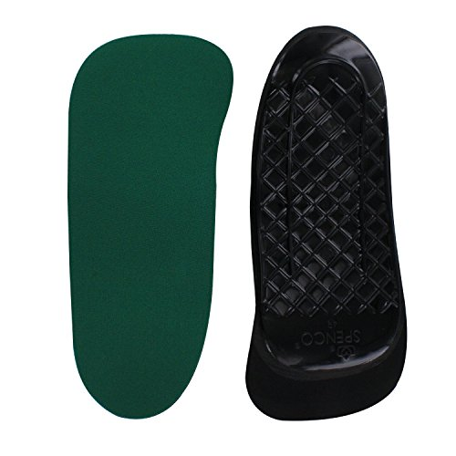 Spenco RX Occupational and Cushioning insole - Plantilla, color negro, talla UK: 5-6 UK