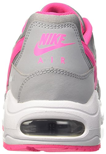 Nike Air Max Command Flex (Gs), Chaussures de Running Entrainement Femme Gris