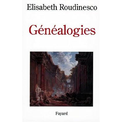 Généalogies (Histoire de la Pensée)