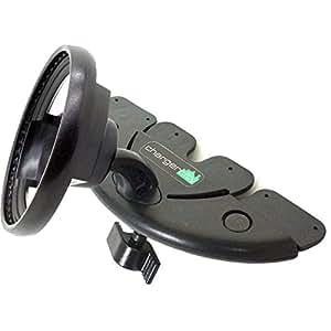 chargercity support pour gps fixer sur lecteur dvd cd de voiture compatible avec tomtom. Black Bedroom Furniture Sets. Home Design Ideas