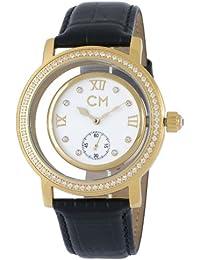 Carlo Monti Damen-Armbanduhr Imola Analog Automatik CM104-282