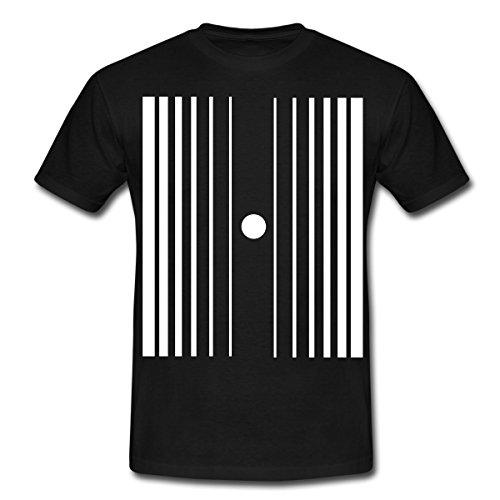 Dopplereffekt Männer T-Shirt von Spreadshirt®, M, (Nerd Kostüm Shirt)