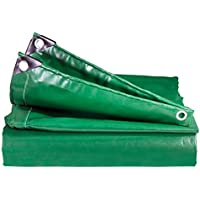 Waterproof Cloth Home Außenzelt Regensicheres Tuch mit wasserdichtem Tuch mit wasserdichter Plane Faltbarer Leinwand Color : A, Size : 3×5m Zelt-Kleinteile