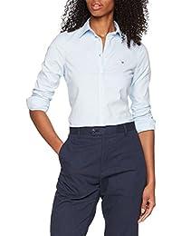 GANT Damen Bluse Stretch Oxford Solid Shirt