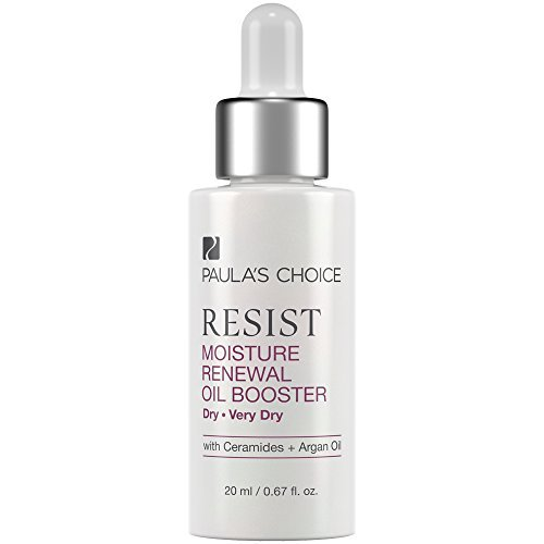 Paula's Choice Resist Moisture Renewal Oil Booster Face Oil with Ceramides & Argan Oil for Dry Skin - 0.67 oz by Paula's Choice - Skin Renewal Booster