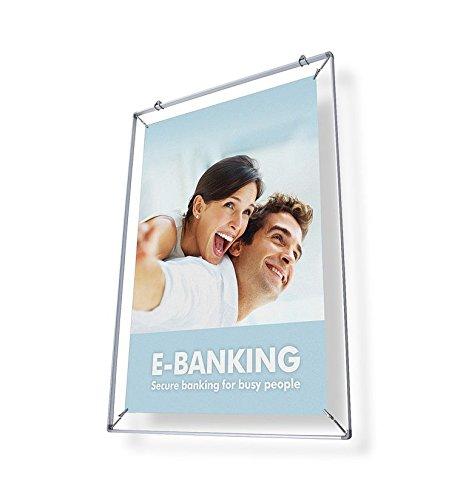 Bastidor de Sujeción 70x100 para Cartel Poster