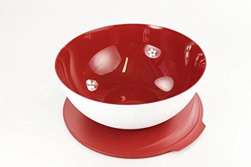 tupperware-allegra-50-l-rot-weiss-servier-schussel-schale-servierschalen