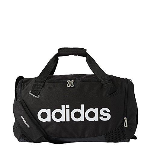 adidas Daily Gym Bag Bolsa de Deporte, Hombre, Negro (Negro), NS