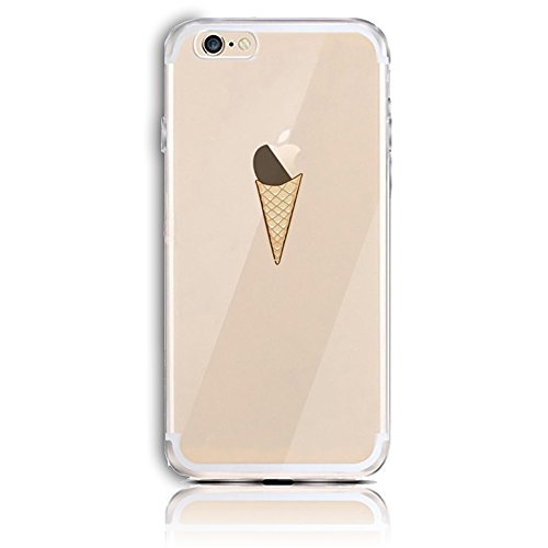 iPhone 7 Silikon Hülle,iPhone 8 Hülle,Sunroyal TPU Case Schutzhülle Silikon Crystal Kirstall Clear Case Durchsichtig,Basketball Shoot Malerei Muster Transparent Weichem Silikon Schutzhülle Handy Gürte Pattern 20