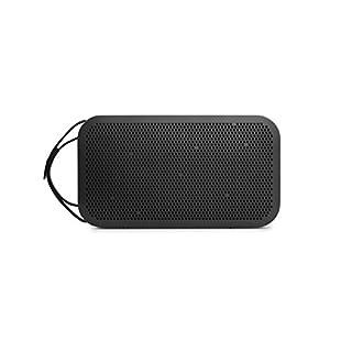 Bang & Olufsen Play BeoPlay A2 Bluetooth Lautsprecher (portabler, 24h Akku, 15 Watt) schwarz