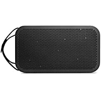 B&O PLAY by Bang & Olufsen A2 Altoparlante Bluetooth Portatile, Nero
