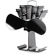 Kenley hfw-sf08 - Ventilador de sobremesa, color negro
