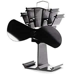 Kenley Heat Powered Fan For Wood Burning Stove Eco