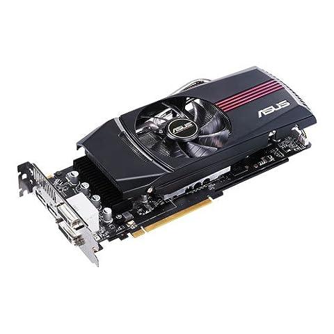 ASUS ATI Radeon EAH6870 DC/2DI2S/1GD5 Grafikkarte (PCI-e, 1GB GDDR5 Speicher, 2x DVI, 2x Display (Hd 6870)