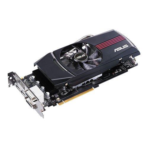 ASUS ATI Radeon EAH6870 DC/2DI2S/1GD5 Grafikkarte (PCI-e, 1GB GDDR5 Speicher, 2x DVI, 2x Display Port)