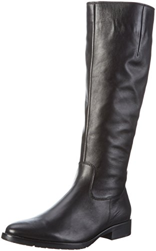 Gabor Shoes Damen Fashion Schlupfstiefel, Schwarz (Schwarz 27), 39 EU (Mens Knee High Leder Stiefel)