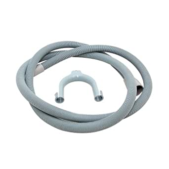 Hotpoint Drain Hose Waste Pipe, 2 m