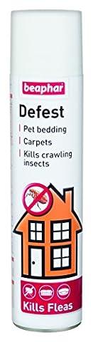 Beaphar Defest Household Flea Spray 400ml