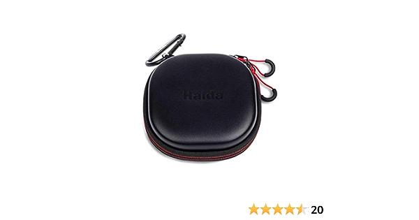 Haida Schutztasche Für Bis Zu 5 Stück Fotofilter Bis 82 Kamera
