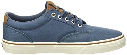 Vans Mn Winston, Sneakers Basses Homme Bleu (C&l)