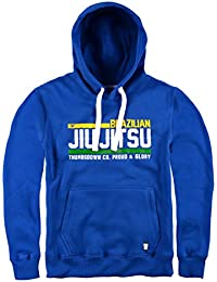 Brazilian Jiu-Jitsu Sweat ? capuche. Thumbsdown Proud & Glory. MMA Hoodie