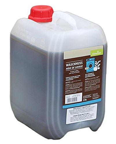 Die NaturGut Waschmittel Liquid Waschnuss im Vergleich