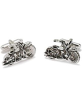 Herren Harley Davidson Motorrad Manschettenknöpfe Ck37