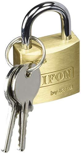 IFAM - Candado Laton Tifon Blister A/N 72501-25
