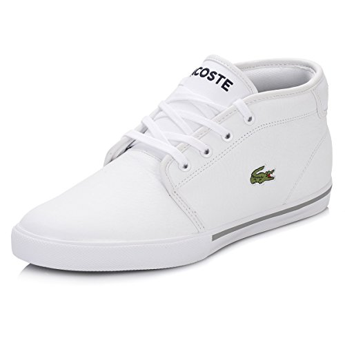 chaussures lacoste homme blanche. Black Bedroom Furniture Sets. Home Design Ideas