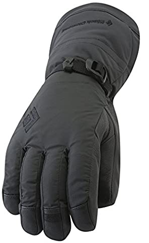 Black Diamond Mercury Goretex winter gloves Ladies black Size M 2014