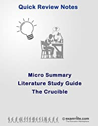 Micro Summary: The Crucible (Quick Literature Study Notes) (English Edition)