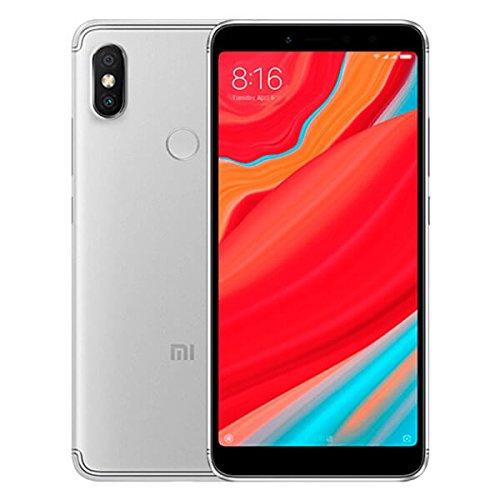 Xiaomi Redmi S2, versão global, 5.99 polegadas, 3 GB RAM, 32 GB ROM expansível para Slot MicroSD, Bluetooth, Wi-Fi, Dual SIM 4 G + Smartphone Cinzento
