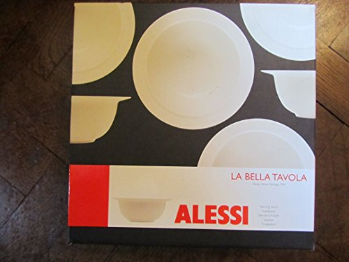 Price comparison product image ALESSI LA BELLA TAVOLA SERVING BOWL ETTORE SOTTSASS 1993