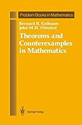 Theorems and Counterexamples in Mathematics (Problem Books in Mathematics)