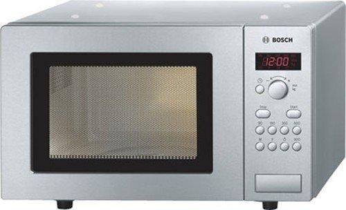 41tZJnt48dL - Bosch HMT75M451B  Series 2 brushed Steel Microwave 800W - 17L