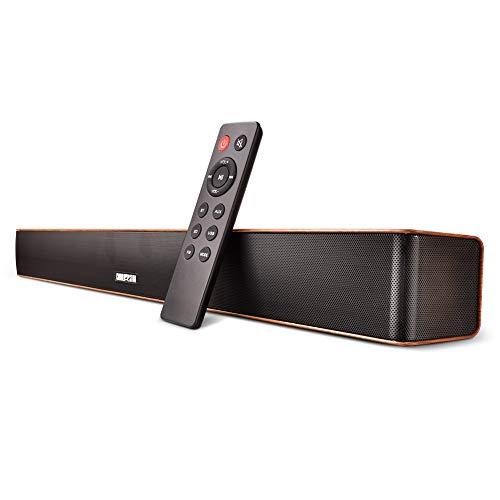 Barras de sonido para TV Barra de sonido Bluetooth Cableado e inalámbrico...