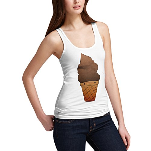 women-hilarious-design-gift-idea-smiling-chocolate-ice-cream-tank-top-white-x-large