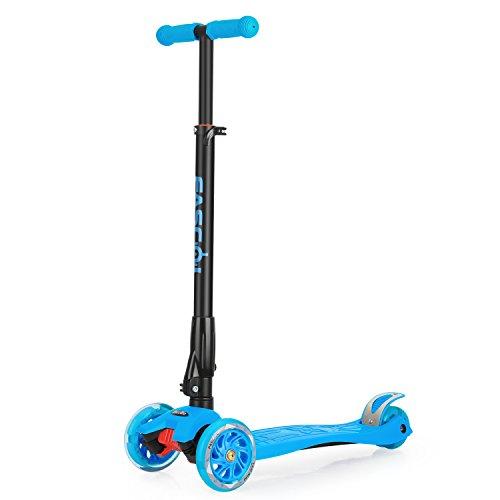 Patinete con diseño scooter