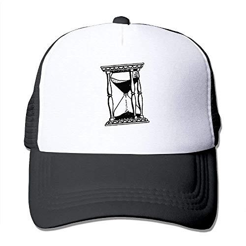 Hourglass Unisex Zeichnung Erwachsene einstellbare Mütze Trucker Cap
