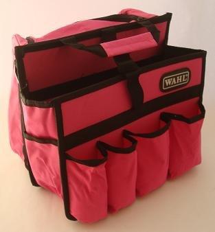 Mobile-edge-pink Handtasche (Wahl Hot Pink Salon Zubehör Werkzeug Tasche)