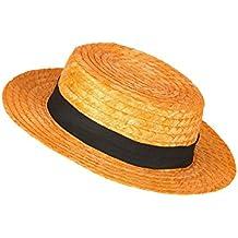Sombrero paja gondolero - Única 4acc8a1e103