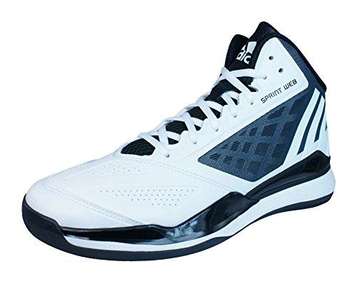 adidas Crazy Ghost 2 C75587, Basketballschuhe - 48 2/3 EU