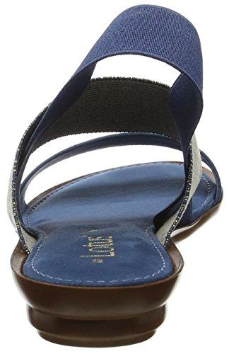 Lotus Damen Visco Sandalen Blue (jeans Blue)
