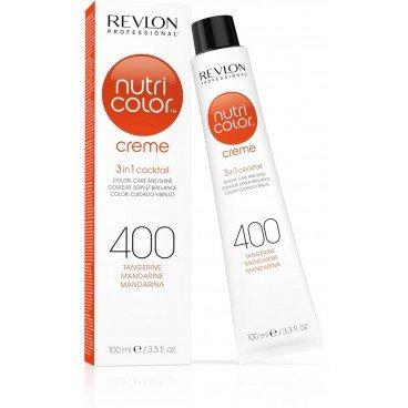 Revlon Revlon nutri color creme intensiv 400 mandarine haarfarbe - 100 ml