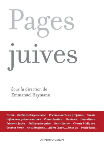 Pages juives (Hors collection) (French Edition)