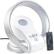 Schon Rotorloser Ventilator. Sichler Haushaltsgeräte Klimagerät: Rotorloser  360° Tischventilator U0026 Heizlüfter, Oszillation, Bis 1.100