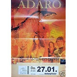 Adaro 2005 Konzert-Poster A1